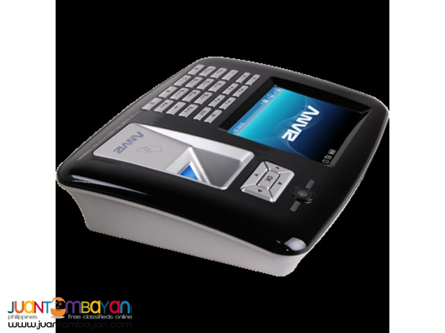 BIOMETRIC MULTIMEDIA FINGERPRINT & RFID TERMINAL