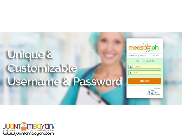 WEB BASED HOSPITAL OR CLINIC SYSTEM