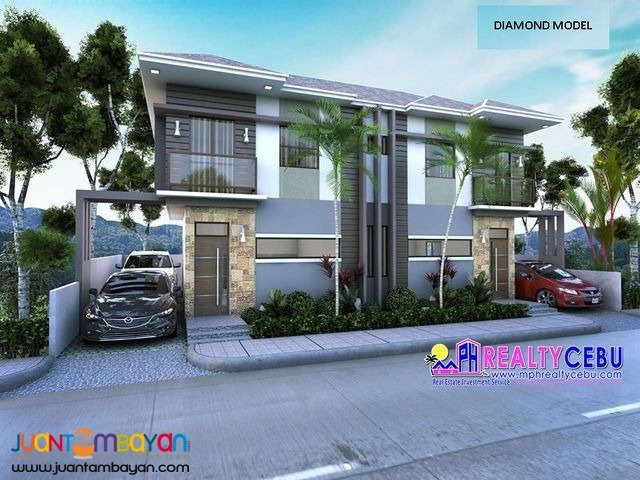 Duplex House for Sale in Minglanilla Hinghlands