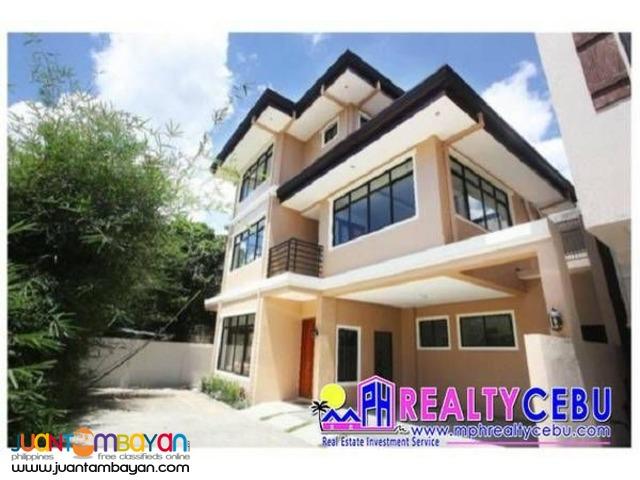 House for Sale at Kirei Park in Kadahuan Talamban