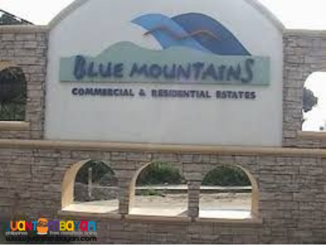 150sqm Residential Lot BLUE MOUNTAINS Antipolo
