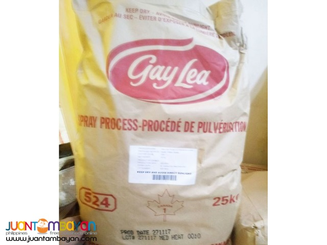 GayLea Skimmed Milk Powder Supplier
