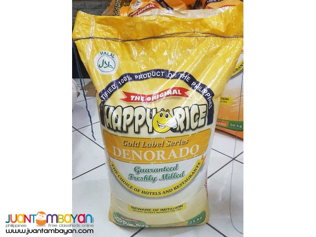 Denorado Happy Rice Supplier