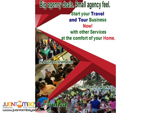 Start A Homebased Ticketing  Business Now