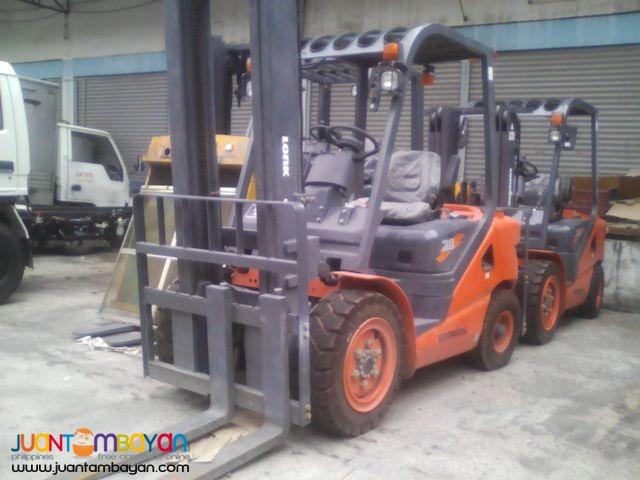 LG30DT Lonking Brand new Diesel Forklift 3Tons