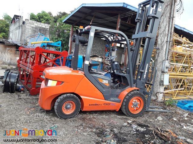 LG35DT Lonking Brand new  Diesel Forklift 3.5Tons