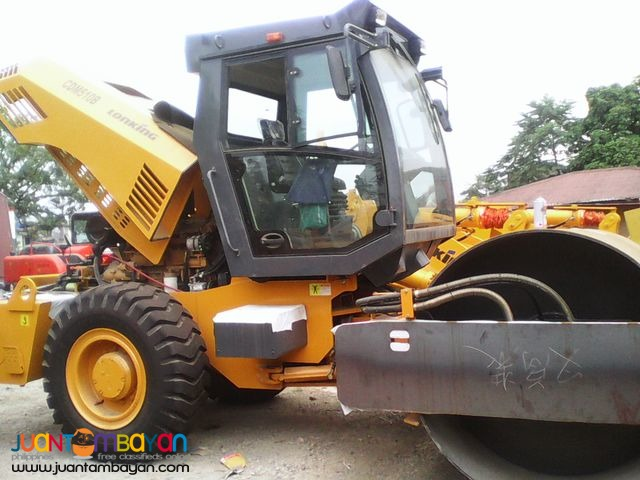 CDM 510B ROAD ROLLER Yunchai Engine