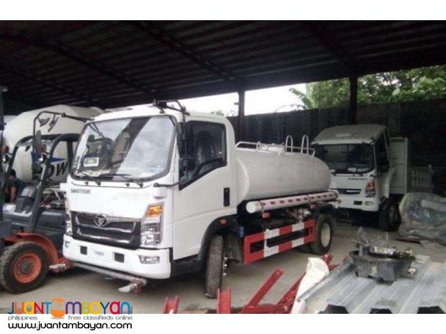 Water Truck 4KL 6wheeler