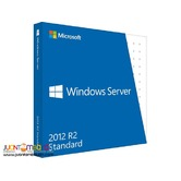 WINDOWS SERVER 2012 R2 STD 7/8.1/10 Pro and MS Office 2013/2016