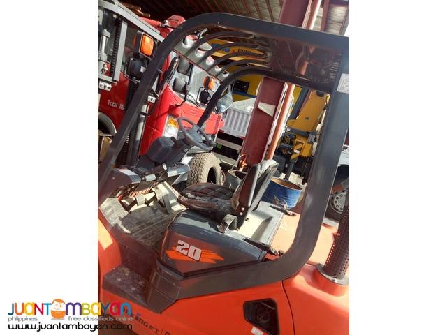 LG20DT Diesel Forklift Engine