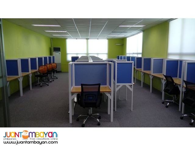 AFFORDABLE Call Center Seat Lease (Cebu City)