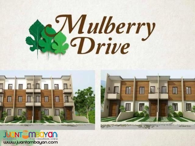 Affordable Townhouse for Sale in Talamban Cebu