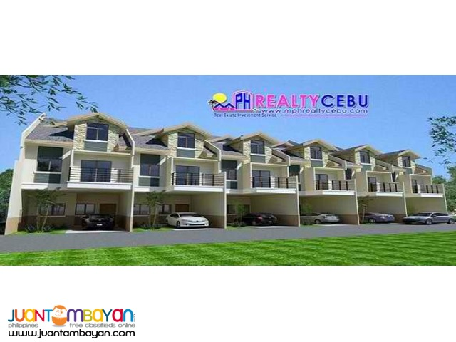 202m² 6BR Spacious Towhouse at Andres Abellana