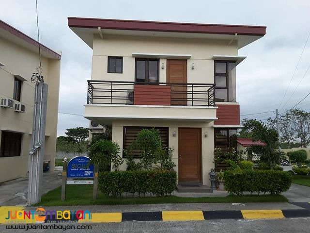 furnish house and lot in naic cavite near cavite technopark