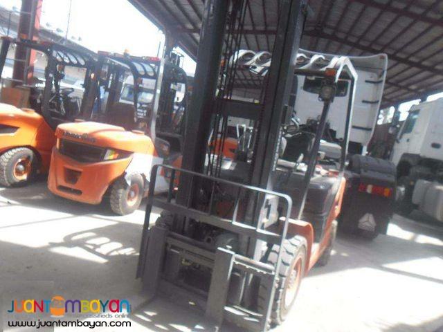 LG20DT Lonking Brand new Diesel Forklift 2Tons