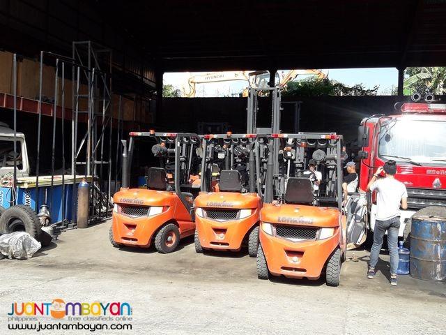 LG25DT Lonking Brand new Diesel Forklift 2.5Tons
