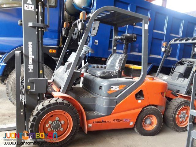 LG35DT Brand new Lonking Diesel Forklift 3.5Tons