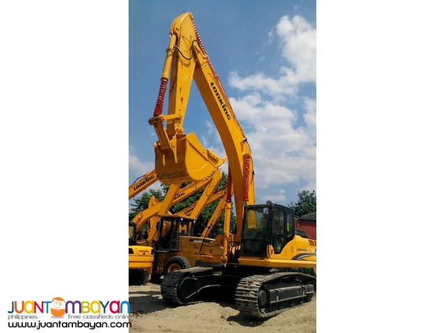 CDM6365 Hydraulic Excavator (Orig.Cummins C8.3-C)