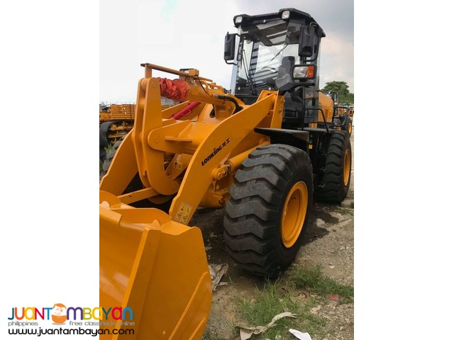 WHEEL LOADER CDM816 BUCKET SIZE 1 CUBIC