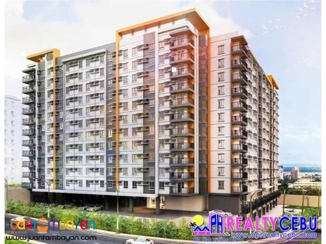 Studio Type Condo at Bossa Tower in Cebu City | 20m²-26m²