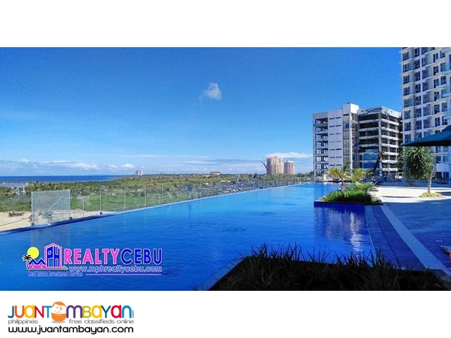 36.5m² Studio Type Condo At The Mactan Newtown One Manchester