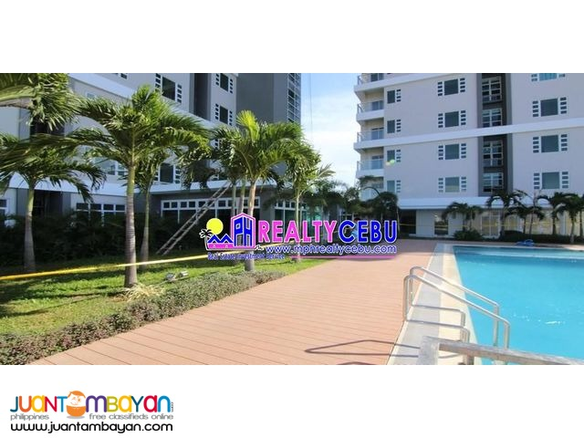 2BR Condominium For Sale at One Pavilion Place in Cebu City
