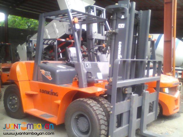 Lonking LG50DT Brand new Diesel Forklift 5Tons
