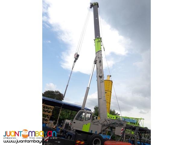 Zoomlion ZCC550 Brand new Crawler Crane