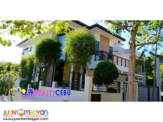 4BR, 225m² KISHANTA SUBDIVISION TALISAY CITY CEBU HOUSE FOR SALE