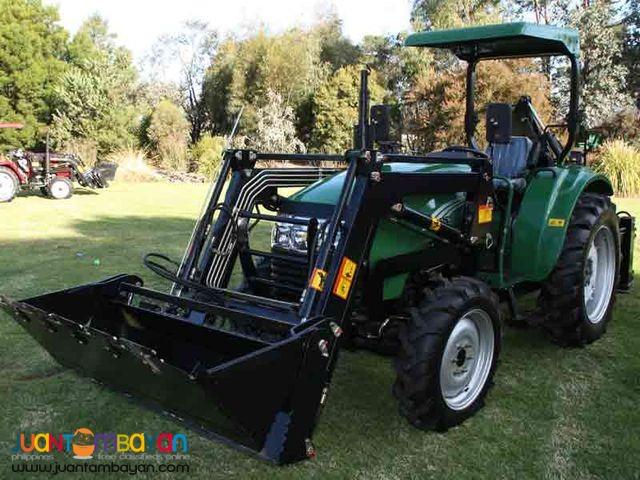 Dragon Empress Multi purpose Farm Tractor Backhoe Loader