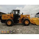 CDM860 Wheel Loader (Weichai Engine