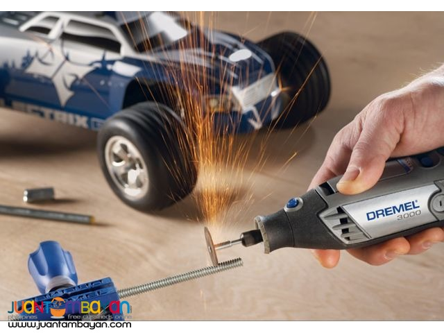 Dremel 3000-N/10 Variable Speed Rotary Tool