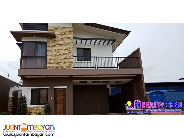 4BR House at South City Homes Minglanilla (Bianca Model)