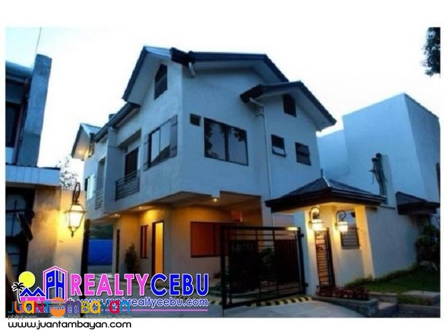 KIREI PARK TALAMBAN CEBU CITY RFO HOUSE AND LOT FOR SALE