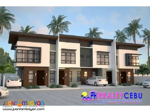 3BR Townhouse at Crescent Ville in Mandaue City