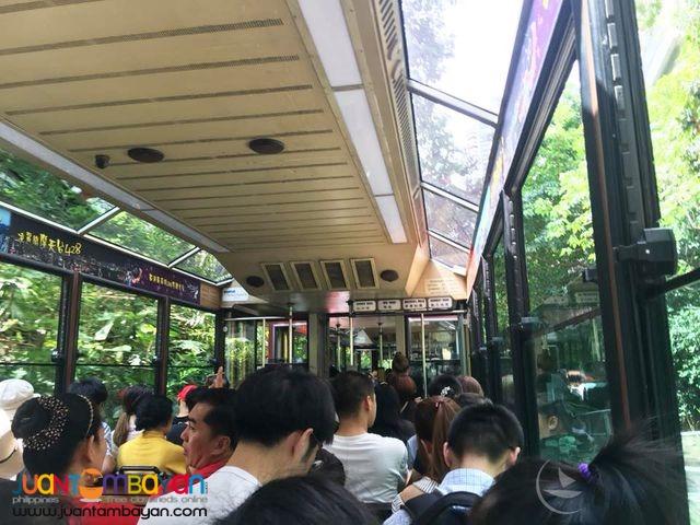 Halfday Deluxe Hong Kong Island Tour