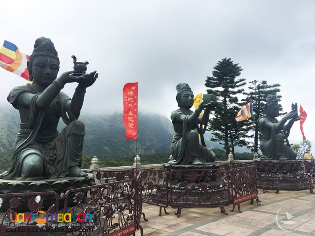 Lantau Enlightenment Tour, Hong Kong tour.