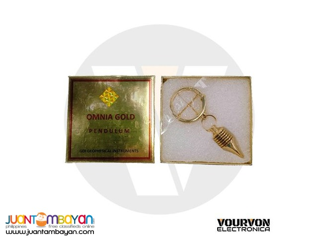 Omnia Pendulum - Long Range Gold Locator