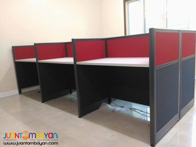 Modular Partition Office CUBICLES