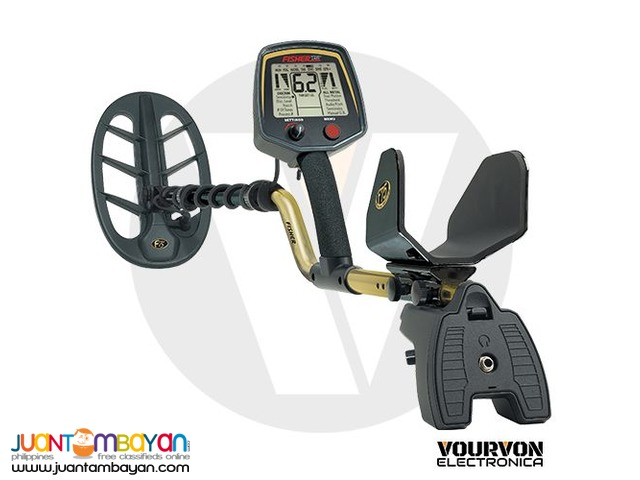 Fisher F75 - Gold Detector and Metal Detector