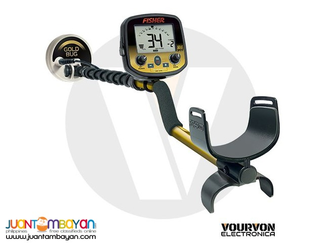 Gold Bug Pro - Gold Detector and Metal Detector