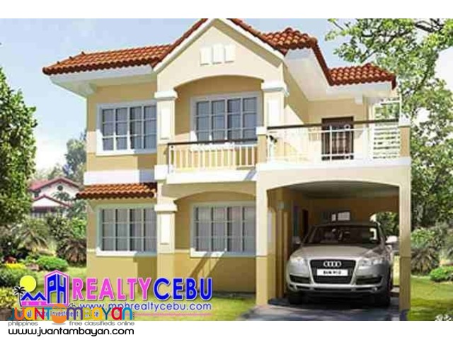 3 Bedroom House at Escala Subdivision in Talisay