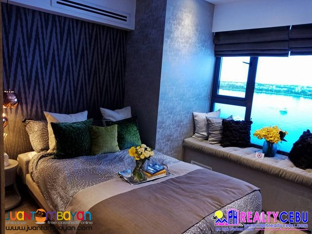 2 BR LOFT UNIT AT MANDANI BAY BEACHFRONT CONDO MANDAUE CEBU