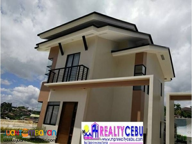 3BR House For Sale at Serenis Subdivision in Liloan