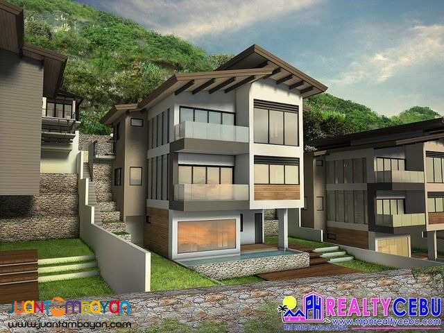 4BR 4TB House For Sale At Northridge inn Cebu City