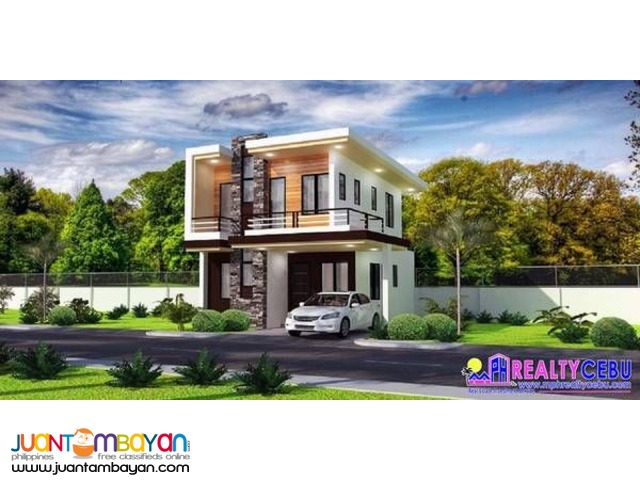 2BR Townhouse For Sale at BELIZE in Consolacion |Alexa Model