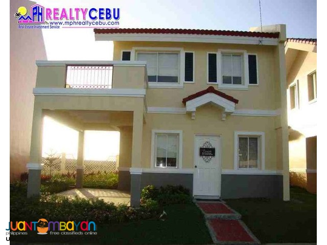 3BR House at Azienda Firenze in Talisay | Carmela Model