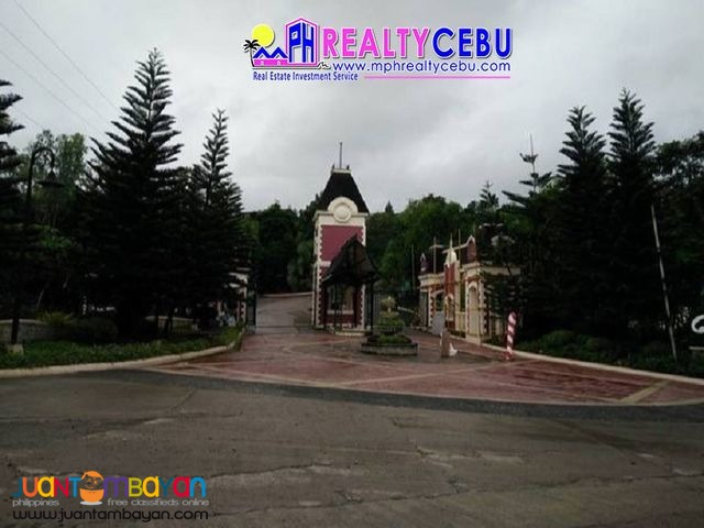 EMERALD - RIVERDALE SUBD PIT-OS CEBU CITY 5 BR HOUSE FOR SALE