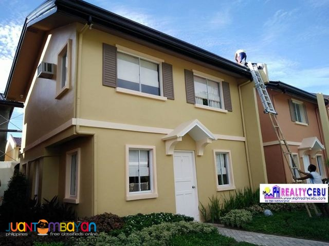 DANA - CAMELLA RIVERFRONT PIT-OS CEBU CITY 3 BR HOUSE FOR SALE
