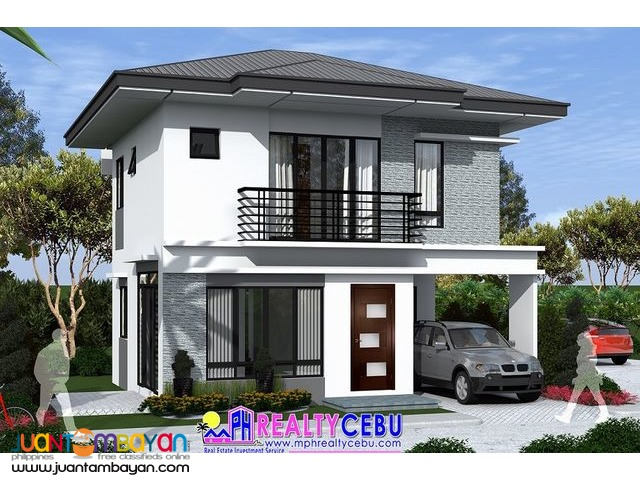 AMBER - 2 STOREY HOUSE FOR SALE AT SOLA DOS SUBD TALAMBAN CEBU